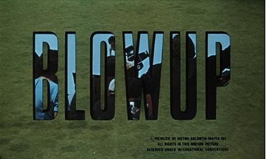 Abb. 3: Screenshot aus Blow Up. 1966